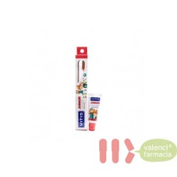 KITY DENTAL VITIS JUNIOR GEL + CEPILLO