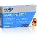 SANDOZ BIENESTAR MULTIVITAMINICO 30 CAPSULAS BLANDAS