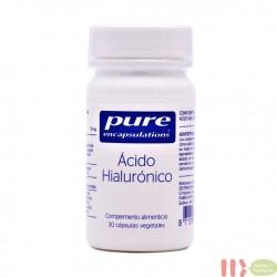 PURE ACIDO HIALURONICO ENCAPSULATIONS 30 CAPSULAS