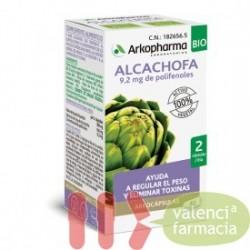 ARKOPHARMA ALCACHOFA 130 CAPSULAS - DOSIS MAXIMA 2-DIA