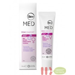 BE+ MED FEMCONFORT GEL INTIMO LUBRICANTE 1 ENVASE 30 ML