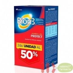 BION3 PROTECT 2 UNIDADES 30 COMPRIMIDOS PACK DESCUENTO